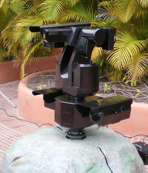 Робот-охранник SGR-1 (Security Guard Robot)